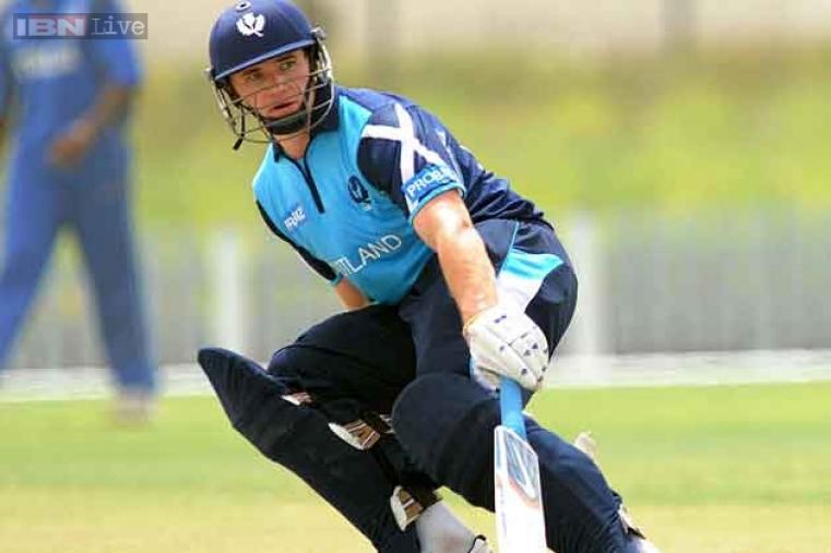 In 2012, Richie Berrington scored the seventh T20I hundred as his Scotland secured their first international win against a Full Member with a 34-run victory over Bangladesh. Berrigton reached his hundred in 55 balls to become the first Associate batsman to reach three figures in T20Is. (ICC)