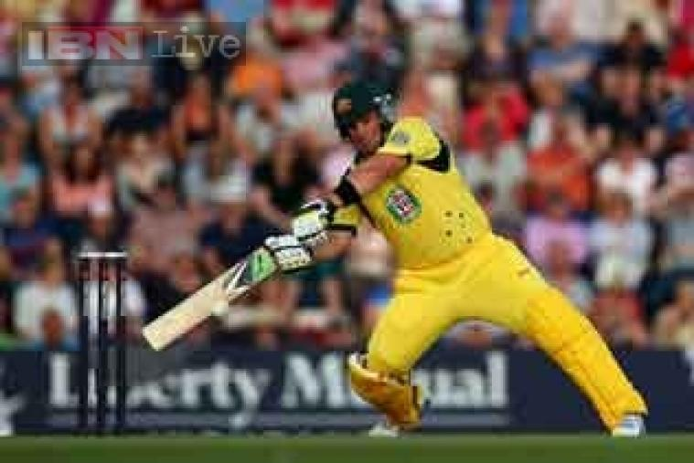 Australia opener Aaron Finch broke the world record for highest score in T20Is, as well as the most sixes in an innings (14) against England at Southampton. (Getty Images)