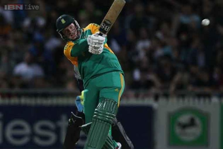 In just his second international innings, South Africa's Richard Levi smashed the record books with a 45-ball 117, the quickest in T20 internationals with a then-record 13 sixes.