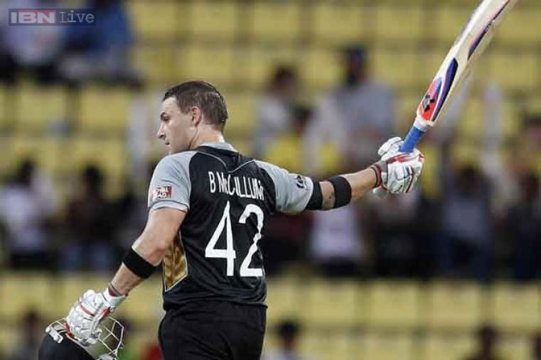 The previous record holder was New Zealand's Brendon McCullum, who hit 123 off just 58 balls against Bangladesh in Pallekele during the 2012 ICC World Twenty20.
