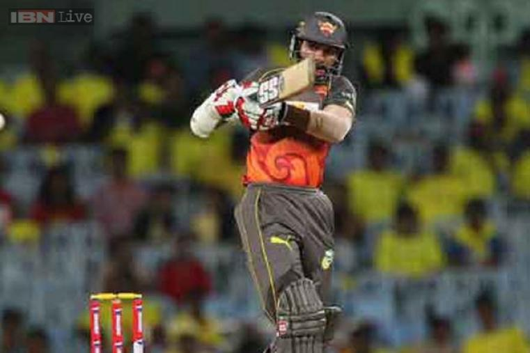 Shikhar Dhawan played just 10 matches for Sunrisers Hyderabad in IPL 6 but maintained a healthy average of 38.87 with three fifties. (Getty Images)