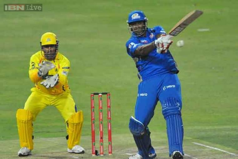 Kieron Pollard could be the most devastating batsman in this format on his day; he also played a big role in Mumbai Indians' title win in IPL 6. (Getty Images)