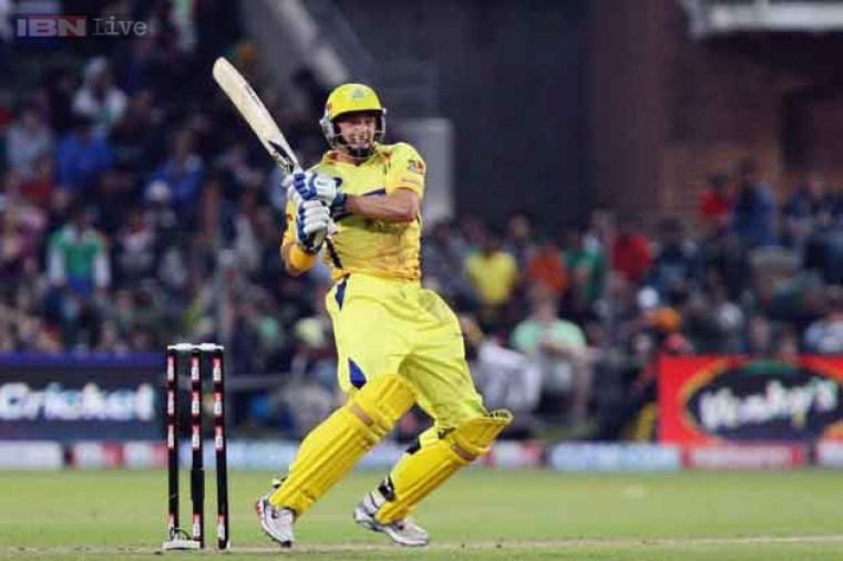 After a brilliant show with the bat in IPL 6, CSK's Mike Hussey - who has already retired from international cricket - is as explosive as any other batsman in this year's competition. (Getty Images)