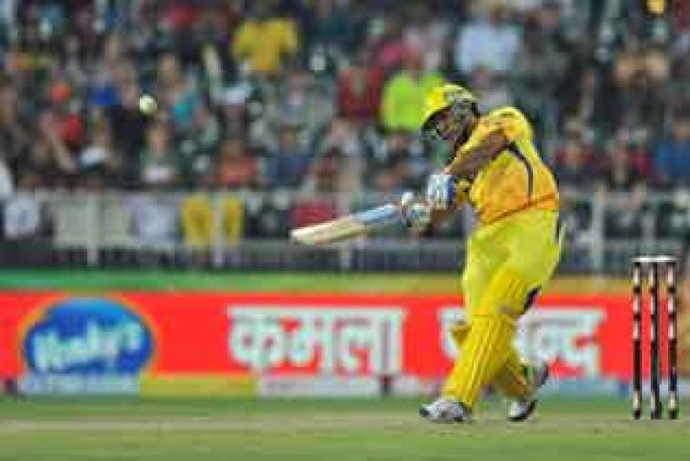 Chennai Super KIngs skipper MS Dhoni will be the biggest threat for the opponnents as he has the ability to single-handedly change the course of a match. (Getty Images)