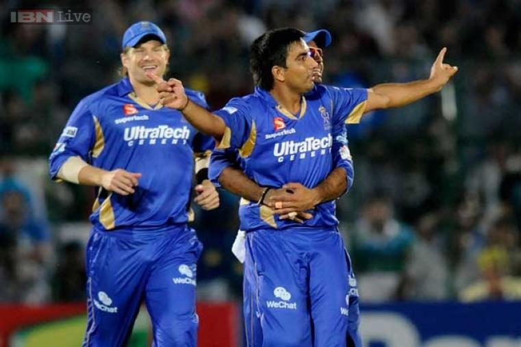Rajasthan Royals' rookie Vikramjeet Malik turned out to be surprise package with a spell of 3 for 24 in 4 overs.