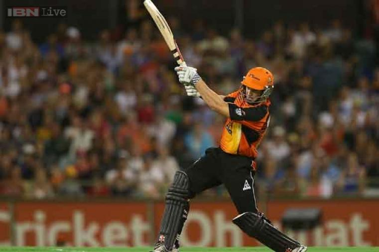 After having a good show in the IPL, Shaun Marsh would like to continue his good form with the bat for Perth Scorchers. (Getty Images)