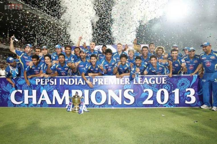 Though Tendulkar wasn't at his best in IPL6, his presence motivated MI to their maiden IPL title. It also happened to be Sachin's last IPL. (BCCI Image)
