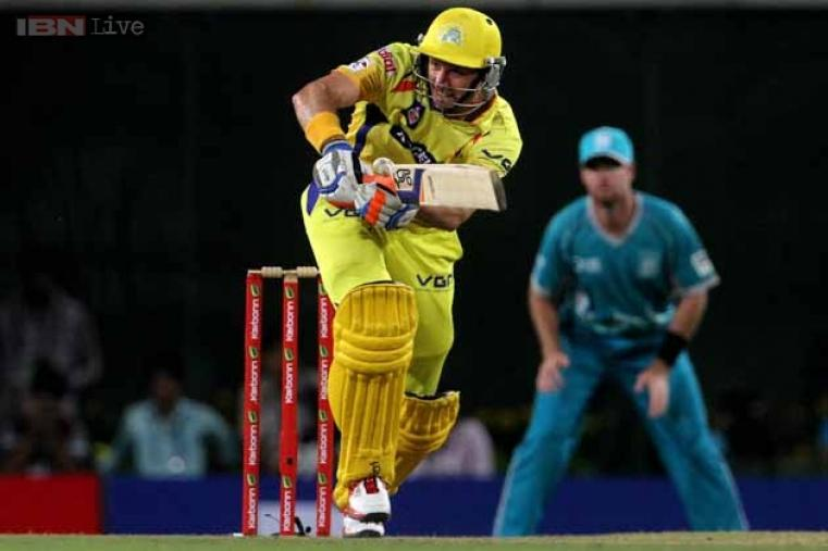 Mike Hussey once again played a solid knock for CSK, helping them chasing down Heat's target with ease.