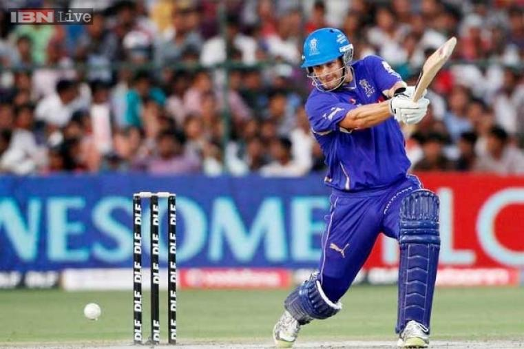 Shane Watson scored 543 runs in 16 matches in IPL 6 with a century and two fifties and had a strike rate of 142.89. (Getty Images)