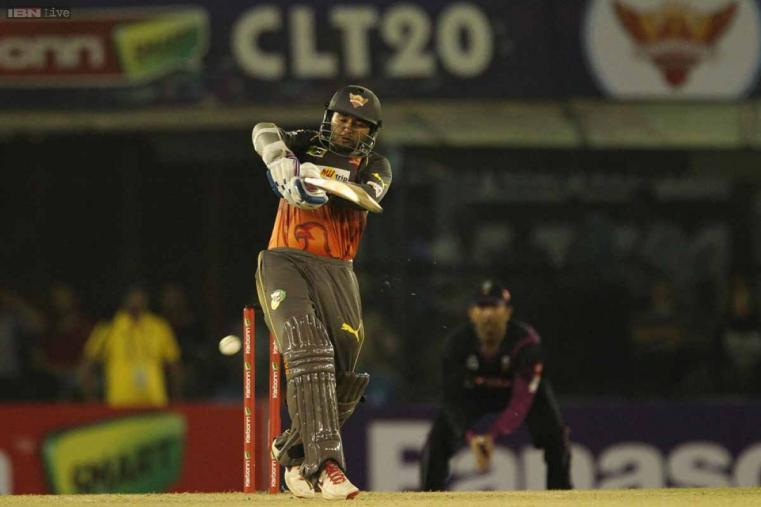 Parthiv Patel too contributed with 23 before getting out to Ehsan Adil. (CLT20.com)