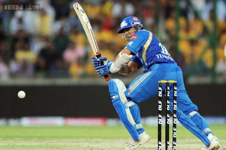 Tendulkar has also received eight Man-of-the-Match awards for Mumbai Indians in the IPL. (AFP)