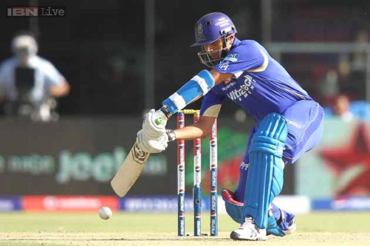 The legendary Rahul Dravid has rediscovered himself as a dasher for Rajasthan Royals and will be making his last appearance on a cricket field during this CLT20. (Getty Images)