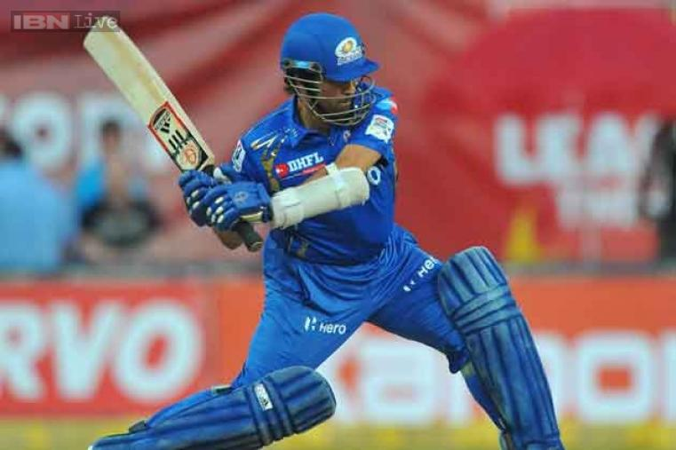 Considering this is going to be Tendulkar's last appearance for Mumbai Indians, the batting icon will have extra motivation to make it big. (Getty Images)