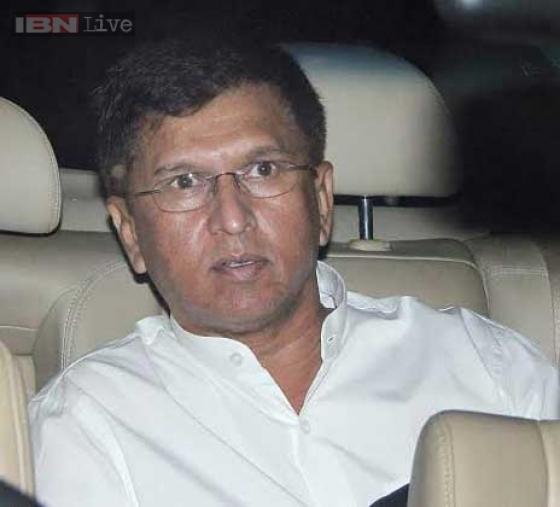 Indian former cricketer Kiran More arrives.