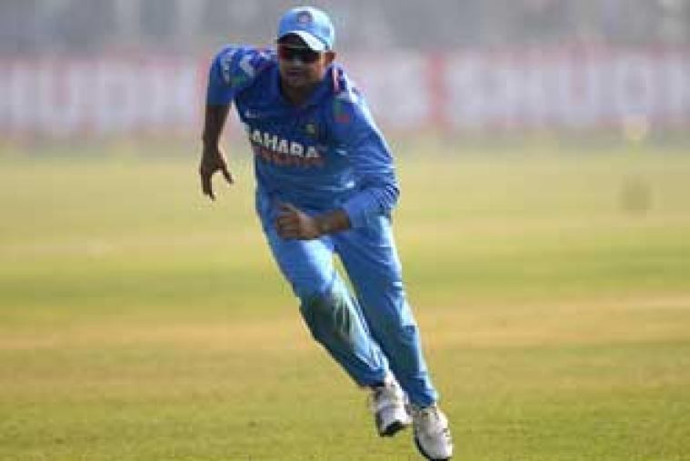 Going into the match on November 27, batsman Suresh Raina celebrated his 27th birthday.