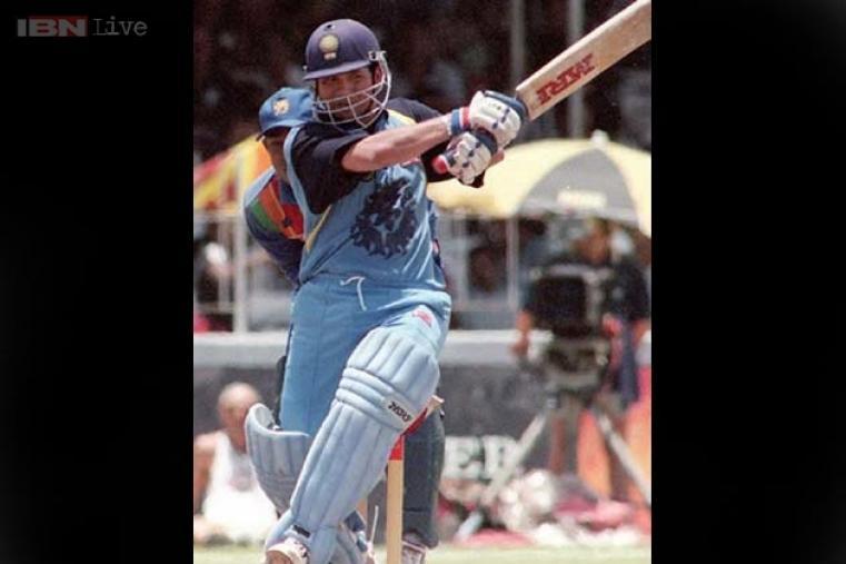 Hundred No. 12: 112* vs Sri Lanka at Sharjah Cricket Association Stadium, Sharjah on 9 April, 1995.