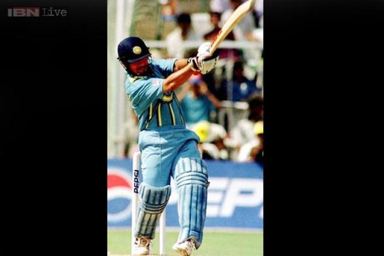 Hundred No. 14: 137 vs Sri Lanka at Feroz Shah Kotla, New Delhi on March 2, 1996.