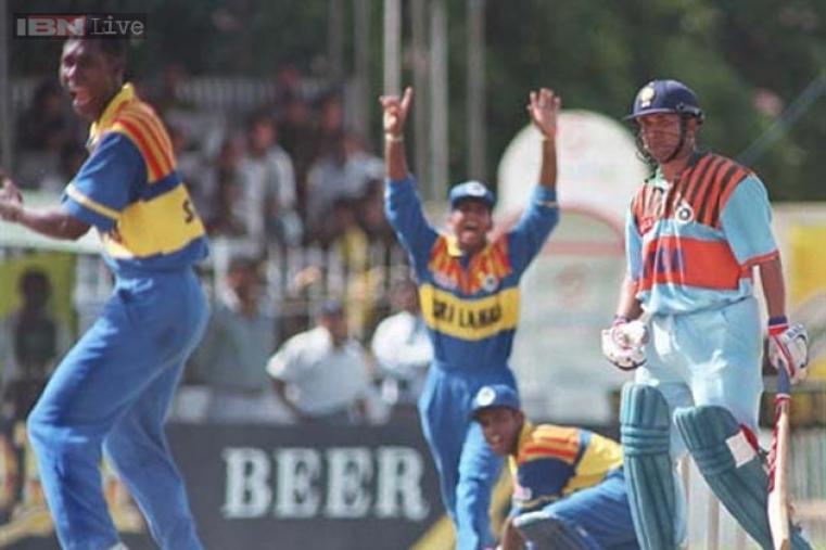 Hundred No. 18: 110 vs Sri Lanka at R.Premadasa Stadium, Colombo on 28 August, 1996.