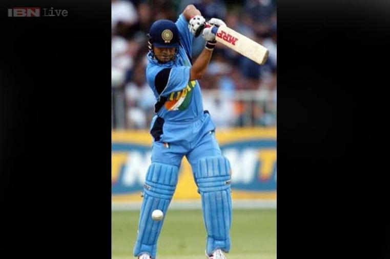 Hundred No. 23: 117 vs New Zealand at M. Chinnaswamy Stadium, Bangalore on 14 May, 1997.