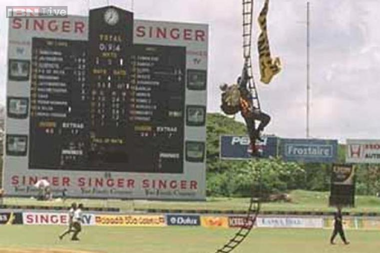 Hundred No. 25: 139 vs Sri Lanka at Sinhalese Sports Club, Colombo on 11 August 1997.