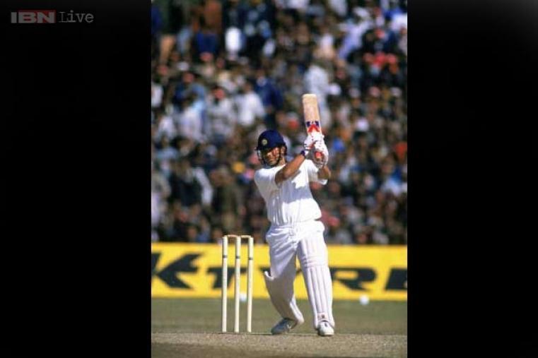 Hundred No. 5: 165 vs England at M A Chidambaram Stadium, Chennai on 12 February 1993