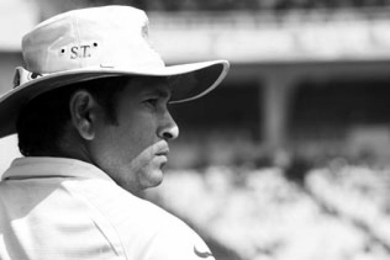 It was the penultimate match of Tendulkar's career, and the people of Kolkata and the Cricket Association of Bengal made it a memorable one.
