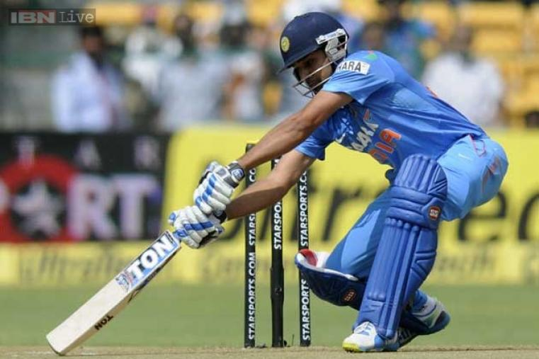 Rohit also broke Shane Watson's record for most sixes in an ODI innings with 16 sixes. (BCCI)