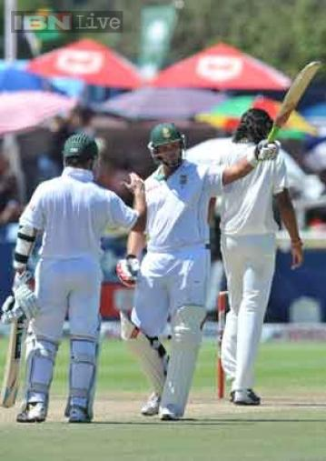 Before the current tour, India last played a two-Test series in South Africa in 2001/02 when they lost 0-1. (Getty Images)