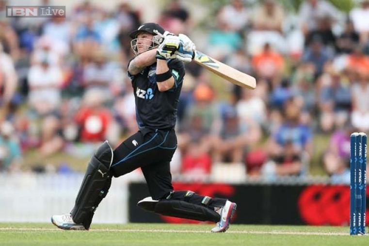 Brendon McCullum is an impact player for New Zealand, especially in the shorter forma, and the team would like up to him to provide the spark. (Getty Images)