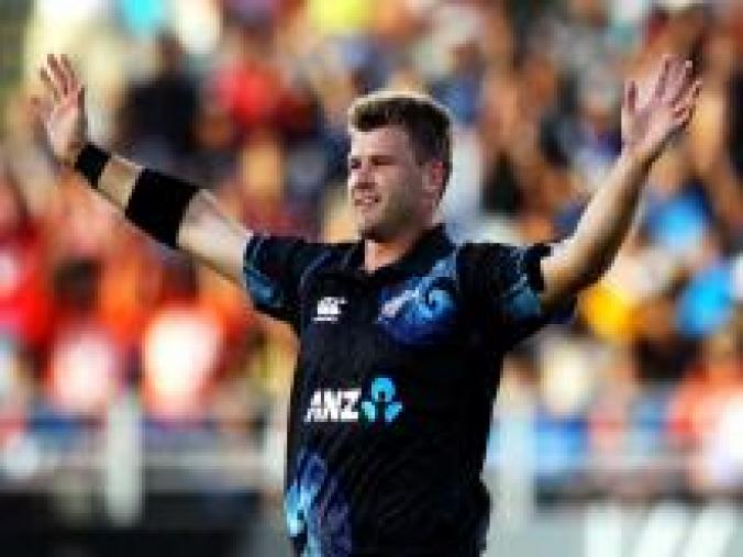 Corey Anderson didn't score many runs on Saturday but made sure he contributed with the ball by rocking India's chase with three quick wickets.