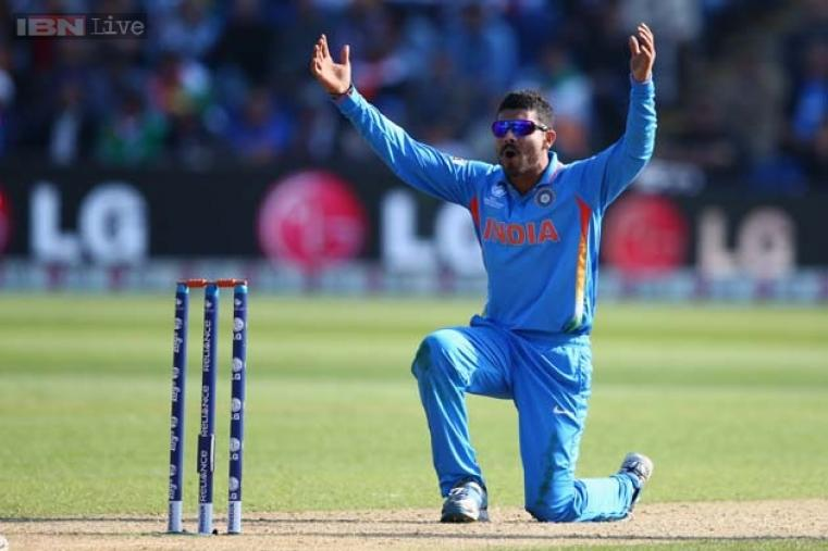 Ravindra Jadeja has been the go-to man for MS Dhoni, more so with the ball than the bat. He would want to make some contribution with the willow as well in New Zealand. (Getty Images)