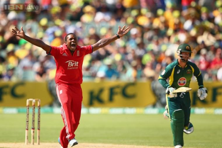 Chris Jordan too came up with an economical spell, in which he claimed 2 wickets for 37 runs.