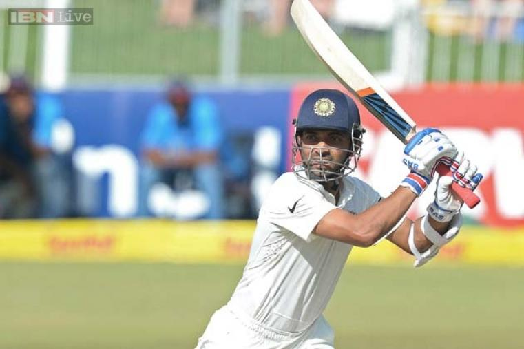 Ajinkya Rahane - with Test knocks of 47, 15, 51, 96 in South Africa - has definitely taken a step forward to stamp his authority on India's middle order. (Getty Images)