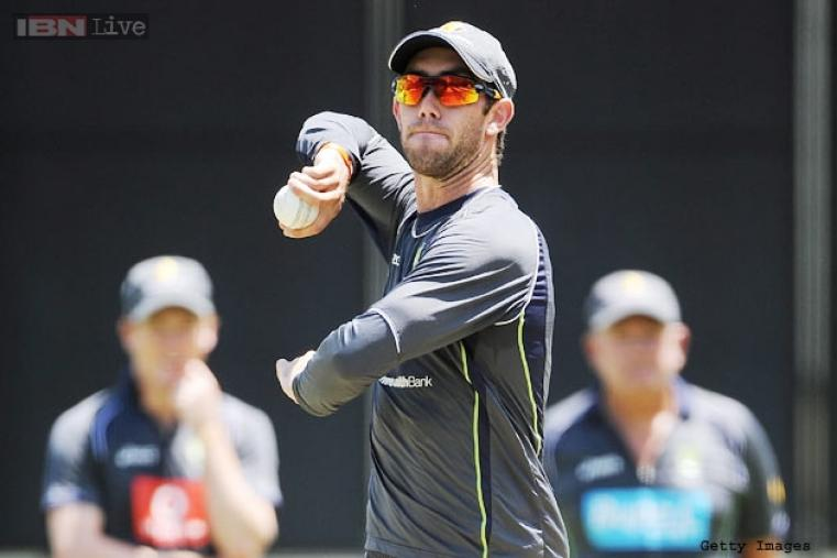 Kings XI Punjab paid a staggering Rs. 6 crore for Australian allrounder Glenn Maxwell. (Getty Images)