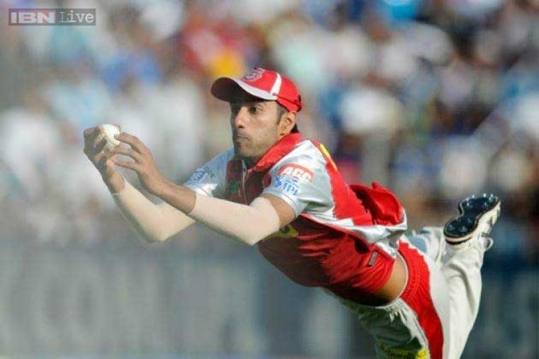 After a strong bidding from Rajasthan Royals, Kings XI Punjab and KKR, Gurkeerat Mann was grabbed by KXIP for Rs. 1.3 crore.