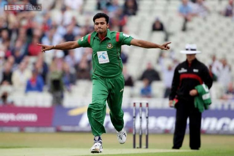 A good line-and-length bowler Mashrafe Mortaza is known for his aggression on the field. With 165 wickets in 131 ODIs, Mortaza will be leading the Bangladesh pace attack in the Asia Cup.