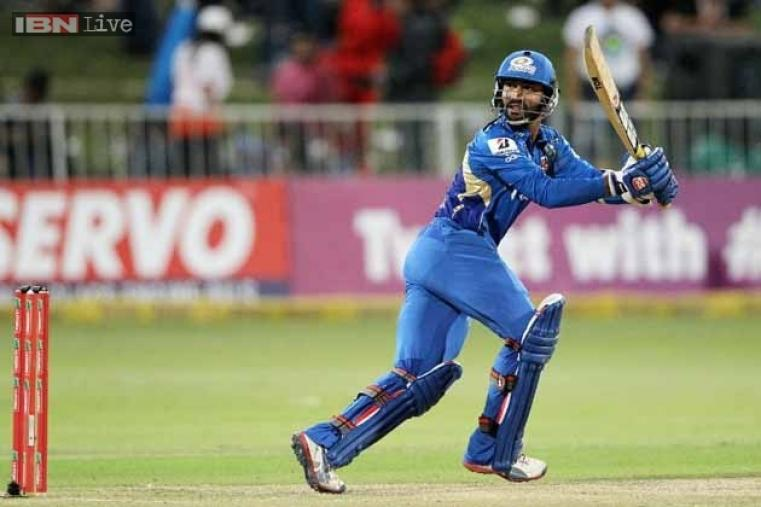 Dinesh Karthik became a former Mumbai Indians player when Delhi bought him for a whopping Rs. 12.5 crore. (Getty Images)