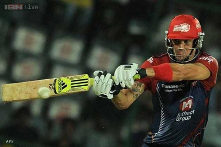 Kevin Pietersen went for Rs 9 crore, bought back by Delhi Daredevils who used one of their 'Right-to-Match' cards. (AFP Photo)