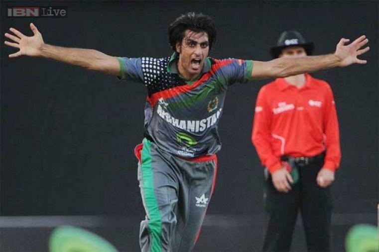 The lethal Afghanistan pacer Shapoor Zadran has played 18 ODIs taking 24 wickets. He is on Afghan player to look out for.