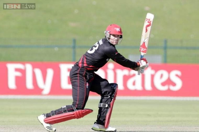 Wicketkeeper batsman Jamie Atkinson will lead the Hong Kong team.