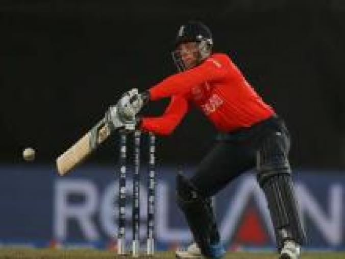 Jos Butler tried to revive England's chase with his 18-ball 30 but it went in vain as England fell short by 20 runs.