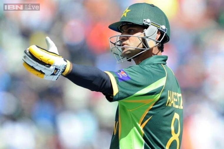 Mohammad Hafeez will once again lead Pakistan's charge after the 2012 edition, where his team lost to Sri Lanka in the semis. Pakistan won the title in 2009 under Younis Khan.