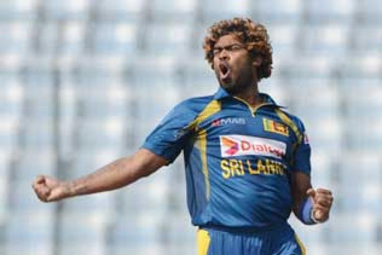 Lasith Malinga was the wrecker-in-chief for Sri Lanka as he claimed five wickets in his 10-over spell.