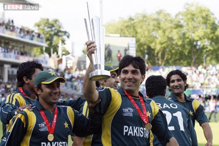 Pakistan left behind the disappointment of losing the 2007 final to India and went on to beat Sri Lanka in the 2009 final at Lord's to win the cup.