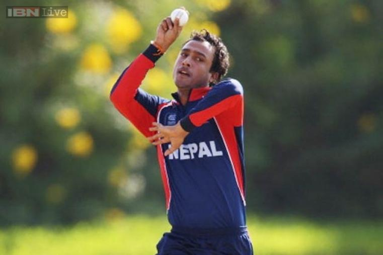 Nepal cricket team will be led by Paras Khadka.