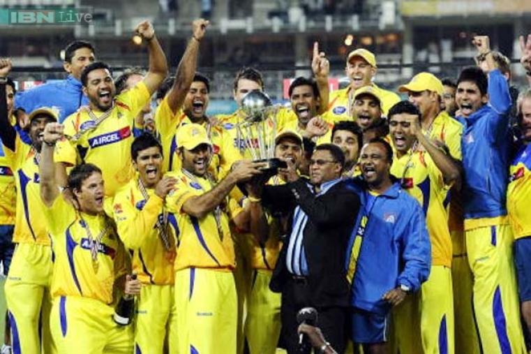 Chennai Super Kings were crowned as IPL 3 champions after the MS Dhoni-led side brushed aside Mumbai Indians by 22 runs in the final at the DY Patil Stadium in Mumbai.