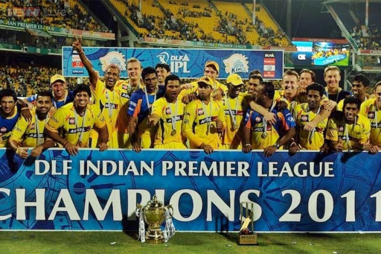 The Chennai Super Kings were the emperors again in 2011. At Chepauk, Dhoni's army ambushed the Royal Challengers by a huge margin of 58 runs to defend theircitadel.