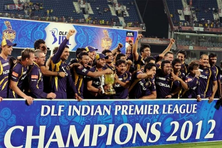 Chennai Super Kings could have gone for a hat-trick but an upbeat Kolkata Knight Riders clinched their maiden Indian Premier League title by beating the two-time defending champions CSK by five wickets in a high-scoring final. An innings of 89 in 48 balls from Manvinder Bisla helped KKR overhaul a stiff target of 191 to win the game with two balls to spare at Chennai's home ground.