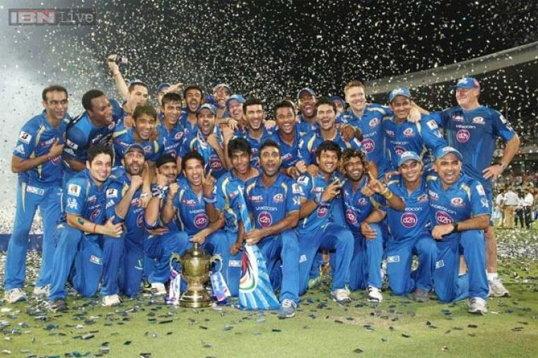 Mumbai Indians, riding on Kieron Pollard's 60 off 32 balls, finally annexed their maiden Indian Premier League title upstaging a jittery Chennai Super Kings by 23 runs in the final, which happened to be Sachin Tendulkar's last IPL match.