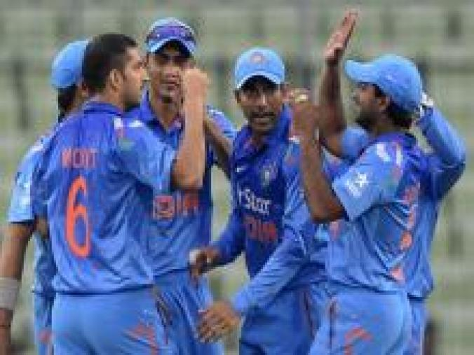 Mohit Sharma picked up four wickets as India registered a 47-run over win over Bangladesh in the 2nd ODI.